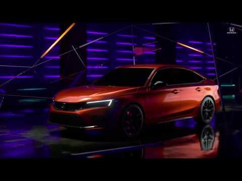 2022 Honda Civic Prototype Reveal
