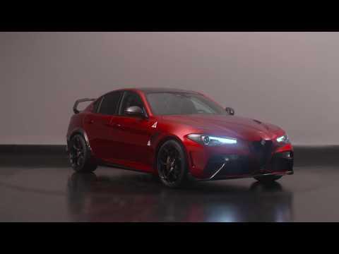 Alfa Romeo Giulia GTA Design Preview