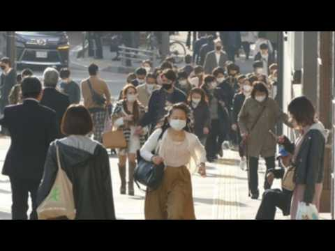 Tokyo sets new daily record of COVID-19 cases