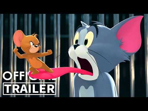TOM & JERRY Trailer (Animated Movie, 2021)