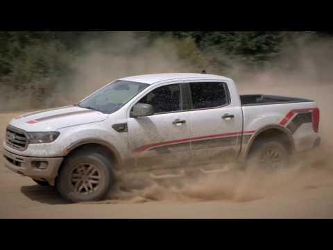 2021 Ford Ranger Tremor Highlights