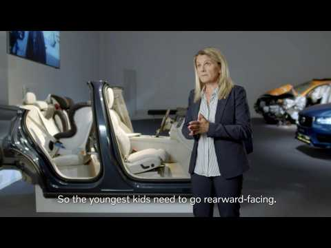Volvo - How to keep children safe in cars