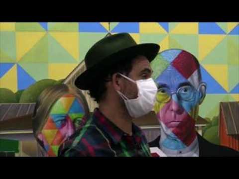 Brazilian street artist Eduardo Kobra: If I stop painting, I will die