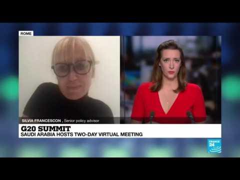 G20 Summit: Saudi Arabia Hosts two-day virtual meeting