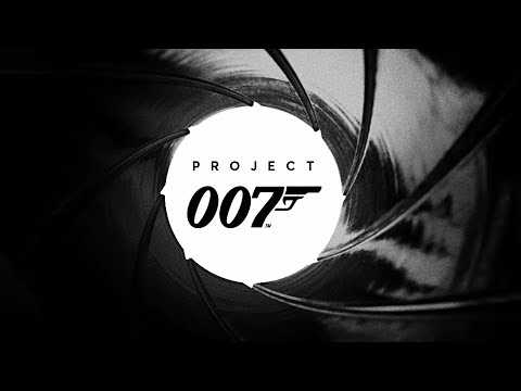 PROJECT 007 Official Trailer (2021) New James Bond Video Game
