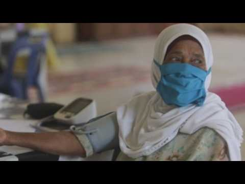 Health check for the elderly amid pandemic in Indonesia