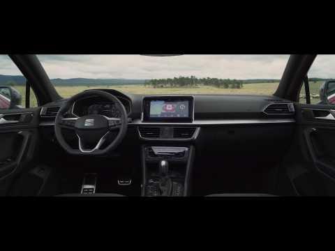 SEAT Ateca 2020 and SEAT Tarraco FR Trailer