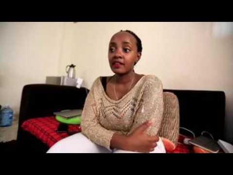 COVID-19 positive Kenyan raises awareness on social media