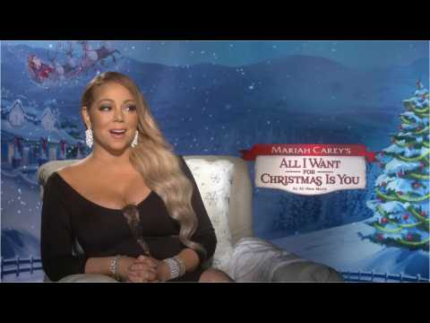 Mariah Carey Has Kicked Off The Christmas Season