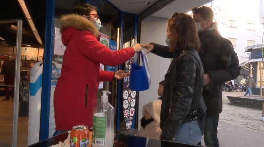 Thumbnail Lorient : le centre-ville reprend vie