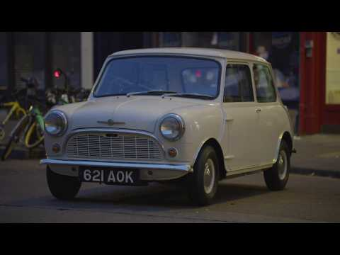60 Years of MINI - Morris Mini-Minor 1959