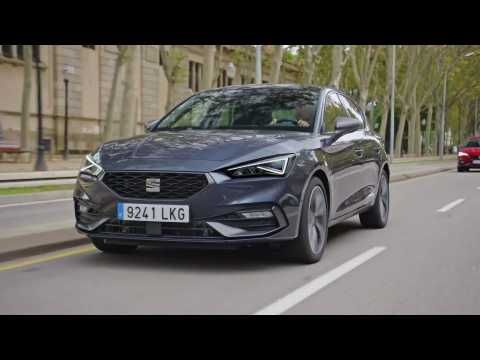 New SEAT Leon e-HYBRID in Magnetic Tech Driving Video
