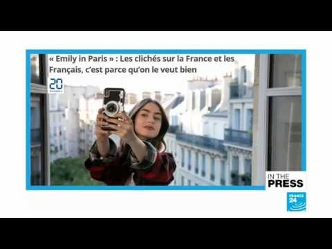 Netflix show 'Emily in Paris' plays with French clichés