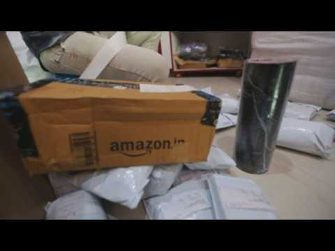 Online shopping sales soar in India amid pandemic