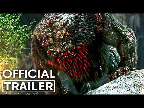 MONSTRUM Trailer (2020) Creature Movie