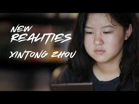 New Realities VR Series | 10 Young Women 10 Countries. One World | EP 9: XINTONG