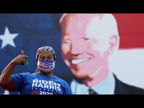World Leaders Giddily Congratulate Biden, Harris On Winning Presidency