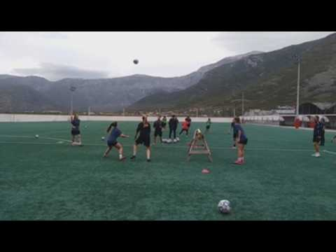 Women's soccer team in Bosnia face sexism and ethnic division