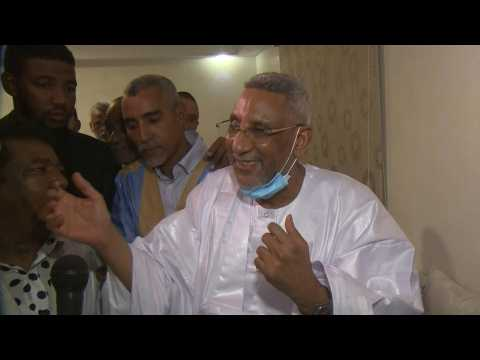 Mauritanian opposition figure Moustapha Chafi returns after long exile