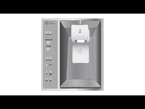 LG French Door Refrigerator   General Overview