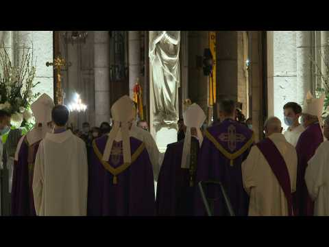 Nice attack: All Saints' Day Mass under high security in the Basilica of Notre-Dame