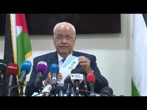 Top Palestinian official Erekat dies of Covid-19
