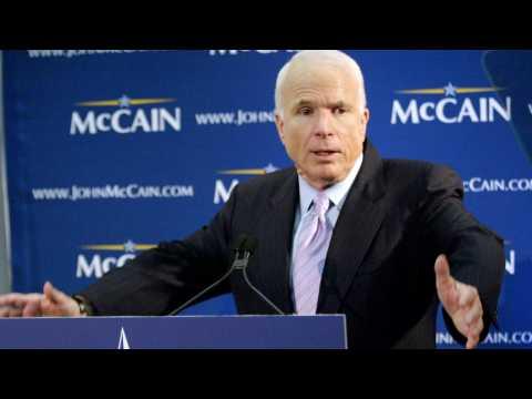John McCain's Widow Hopes Trump Will Make Like A Tree And Leave--Gracefully
