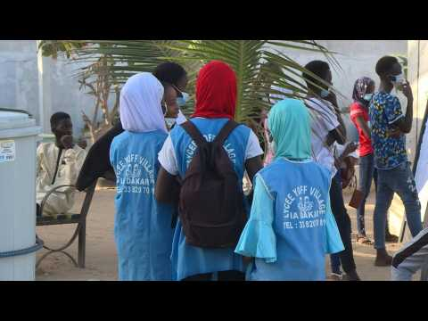 Senegal: schools reopen after months of closure due to Covid-19