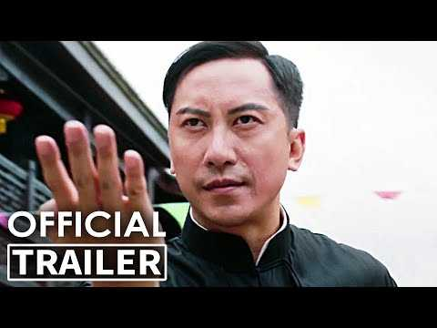 IP MAN Kung Fu Master Trailer (New Ip Man Movie, 2020)