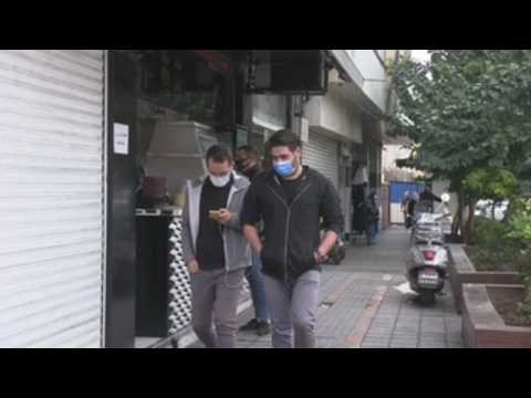Face masks made compulsory in Tehran after spike in coronavirus cases