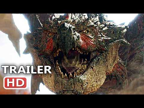"MONSTER HUNTER ""Rathalos & Diablos"" Trailer (Action Movie, 2020)"