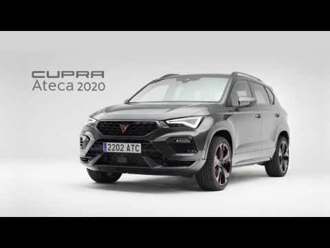 2020 Seat CUPRA Ateca Product