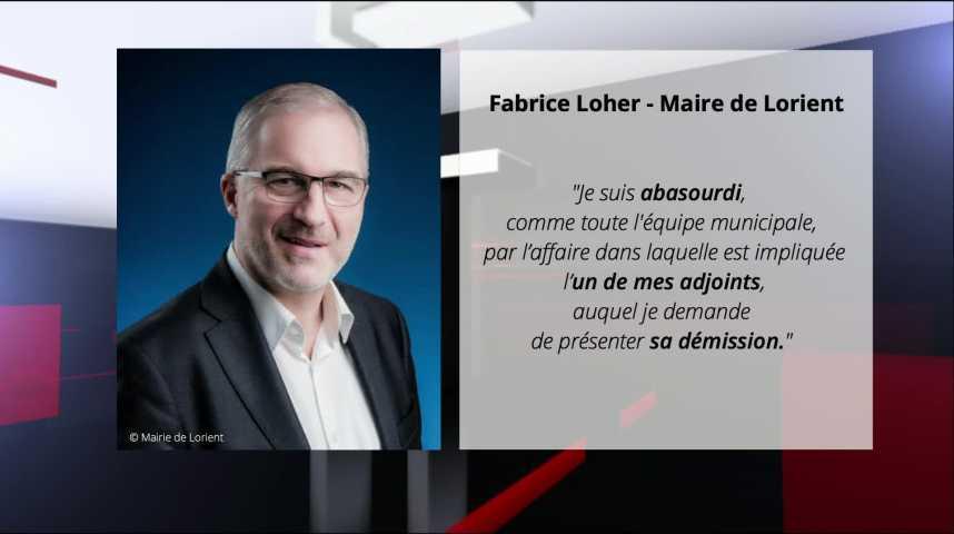 Thumbnail Lorient, le premier adjoint en détention provisoire pour viols sur mineurs