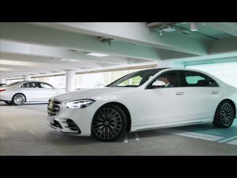 Automated Valet Parking - The driveless parking service