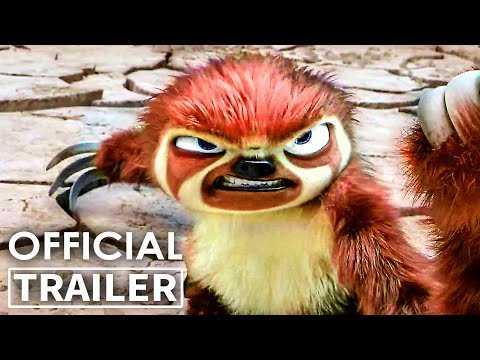 "THE CROODS 2 ""Kill Circle"" Trailer (Animation, 2020) Dreamworks Movie"
