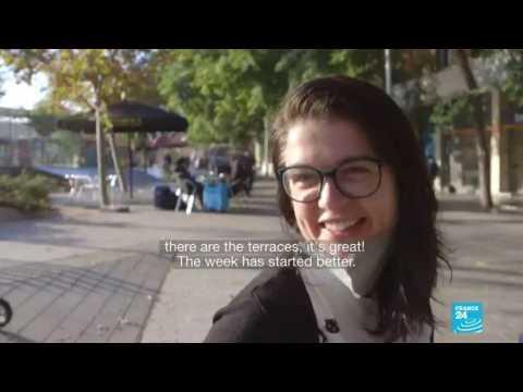Coronavirus pandemic in Spain: Catalonia bars, restaurants reopen after 5-week closure