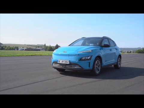 New Hyundai Kona electric Driving Video