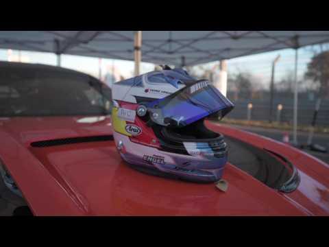 Mercedes-AMG GT Black Series Driving Video