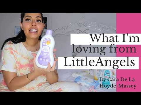 Cara De La Hoyde-Massey shares her favourite picks from ASDA's Little Angels range #ad