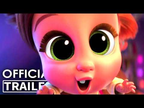 THE BABY BOSS 2 Trailer (Animation, 2021)