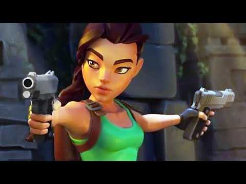 TOMB RAIDER RELOADED Official Trailer (2021) Lara Croft, New Tomb Raider Game