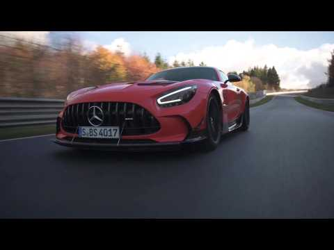 Mercedes-AMG GT Black Series fastest production vehicle on the Nürburgring-Nordschleife