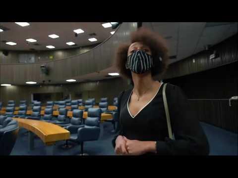 Erika Hilton, Sao Paulo's first Black trans city councillor