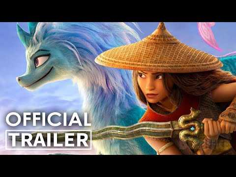 RAYA Trailer 3 Teaser (NEW 2021)