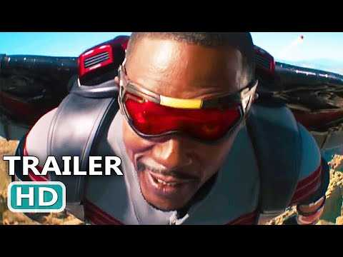 THE FALCON AND THE WINTER SOLDIER Trailer Super Bowl (2021)