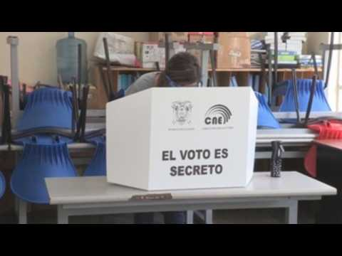 Elections conclude across Ecuador without incident despite delays due to Covid-19