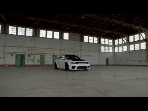 2021 Dodge Charger SRT Hellcat Redeye Design
