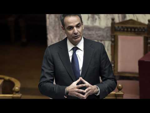 Greek PM Kyriakos Mitsotakis accused of breaking COVID-19 rules for a second time