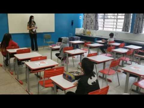 Brazil resumes face-to-face classes amid wide inequality gaps