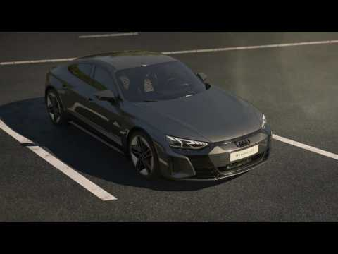Audi RS e-tron GT – electric quattro and recuperation